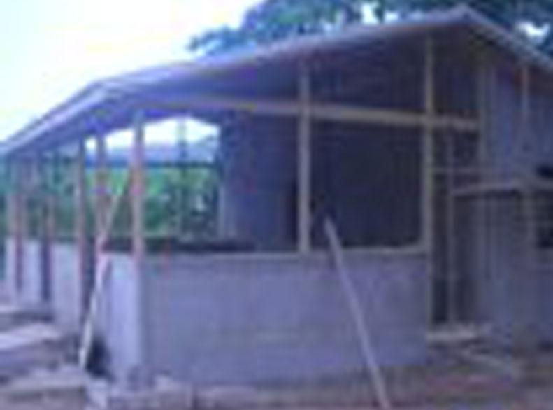 U.W.I. Undergraduate Housing Construction